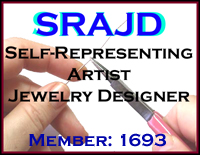 Self Representing Jewellery artist